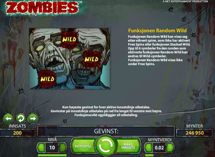 zombies_VIDEOSPILLAUTOMATER_random_wilds