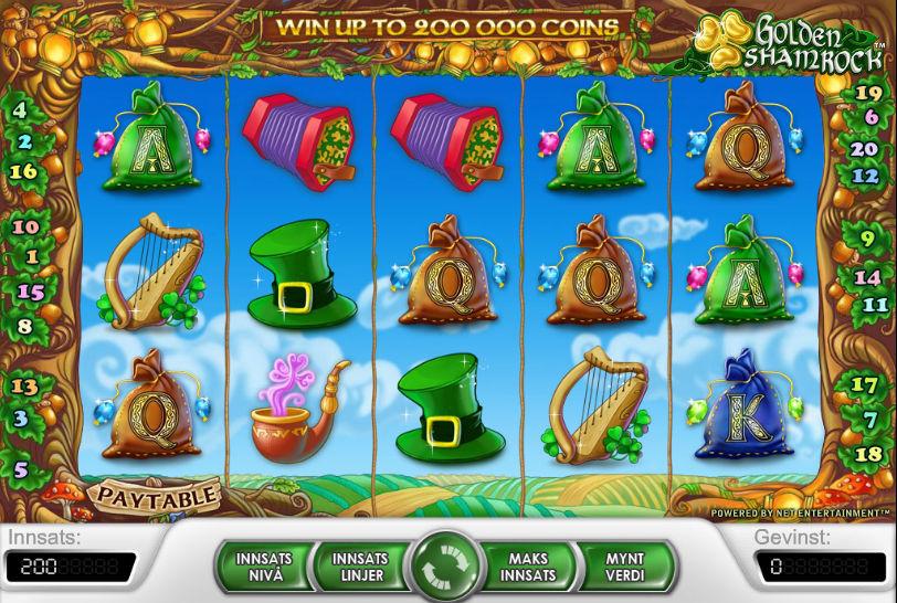 golden-shamrock-spilleautomat