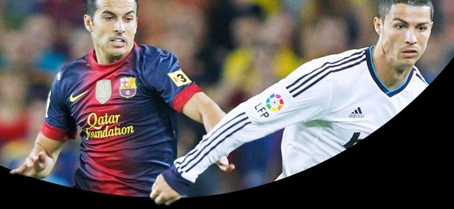 gratis combospill Real Madrid v Barcelona