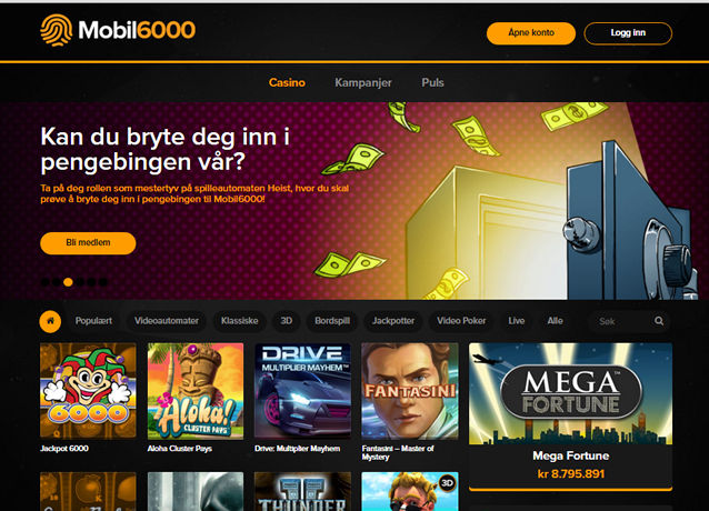 Mobil6000-Casino